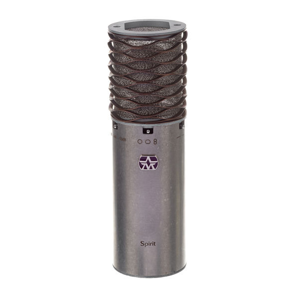 "<p>The Aston SPIRIT is a high-performance, switchable pattern, microphone featuring a 1"" gold evaporated capsule. A switch on the mic body selects from Omni, Cardioid or Figure-of-Eight polar patterns. </p><p></p><p>Comes with FREE Rycote Custom shockmount worth £59!! (Special offer runs until the end of August 2017)</p><p><br /></p>"