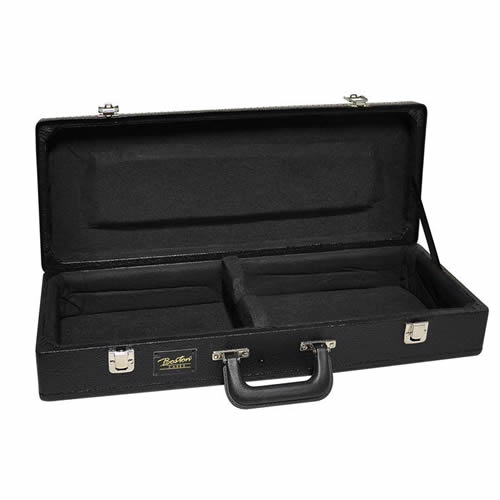 Tenor ukulele case, rectangular, inside dimensions 65,5x23cm