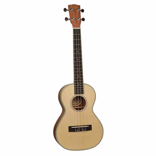 Fantastic solid-top tenor ukulele.