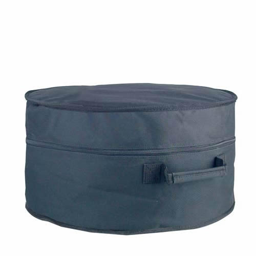 "14"" x 8"" padded snare drum bag."