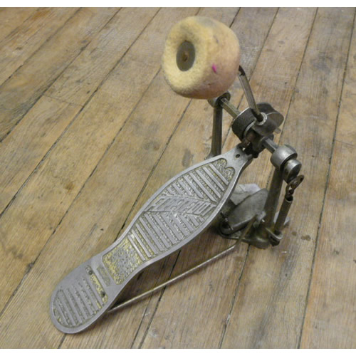 1950s kick pedal made in England.