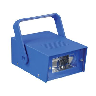 <p>Mini strobe for home parties.</p><p>Available in pink.</p>