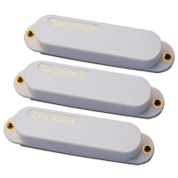 <p>Please call for availability and price.</p><p>Lace Sensor Gold: A classic 50's Style single coil sound with a classy bell tone.</p><p>Available in white, black, or cream.</p>