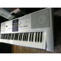 Great learner keyboard. 61 key, touch sensitive, with a very good piano sound. Excellent condition, with music rest.