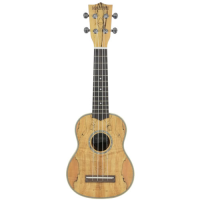 Stunning looking soprano ukulele that holds its tune and plays great!