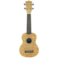 Affordable soprano uke that holds its tune and sounds great.