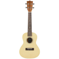 Lovely solid top concert ukulele at a bargain price.