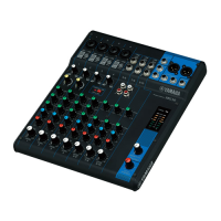 10-Channel Mixing Console<br />Max. 4 Mic / 10 Line Inputs (4 mono + 3 stereo)<br />1 Stereo Bus<br />1 AUX Send<br /><br />