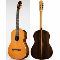 Superb solid top classical guitar with great tone and playability.  Made in Valencia.