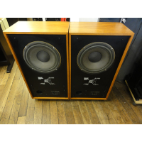 A stunning pair of floorstanding dual-concentric Tannoys, featuring the classic 12'' HPD315A driver. <br />Enormous sound-stage - crystal clear with very detailed mids and tops, whilst supplying an impressively smooth and highly musical bass response. <br />These rarely come up for sale in this condition...Grab yourselves a beautiful pair of speakers that will provide a lifetime of audiophile pleasure!<br />The drivers have been reconed in the last couple of years by Tannoy Lockwood themselves, meaning they're good to go for another forty years or more.<br /><br /><br />