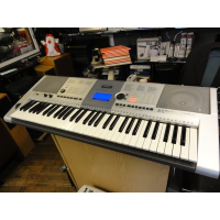 61 note arranger keyboard with up to date PSR soundset. Features include USB connectivity, large backlit display and uprated speakers and amplification. Excellent condition, with manual.