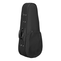 Quality hard foam case for tenor ukuleles.