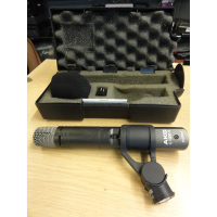 <p>Original Austrian version of this classic small diaphragm condenser microphone. (The new ones are made in China)</p><p>Great all-rounder - gives good results on drum overheads; snare; acoustic guitar; brass and woodwind and guitar cabs.</p><p><br /></p>