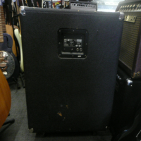 "<p>500 watt 4 x 10"" bass cabinet made in the USA.</p><p>Condition: Slightly bent front grill, various rips in the finish.</p><p>RRP: £720</p>"