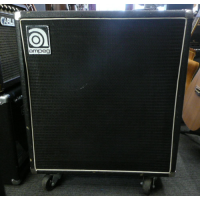 "<p>500 watt 4 x 10"" bass cabinet made in the USA.</p><p>Condition: Slightly bent front grill, various rips in the finish.</p><p>RRP: &pound;720</p>"