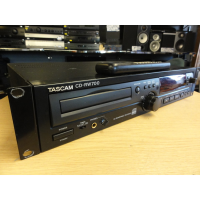 Professional 2U rackmount CD Recorder, with remote control.<br />Great for mastering to CD in a studio setting.<br />A few cosmetic marks, tested and fully working.<br /><br />