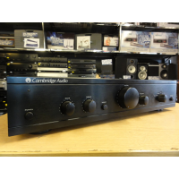 A great hi-fi amp - quality sound!<br />6 line-level inputs.&nbsp;<br />Tape monitor circuit.<br />Bass, Treble, Balance and Direct controls.<br />Pre-amp output.<br /><br /><br />