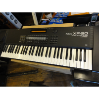 <div>Pro-quality synth workstation featuring the JV1080 soundset, adding a 16 track sequencer and 61 key keyboard.<br />4 expansion slots for SR-JV expansion boards.<br />Expansion boards available separately:<br />SR-JV80-02 Orchestral board. &pound;89<br />SR-JV80-99 Experience. &pound;39</div><div>Very good condition.</div><div><br /></div>