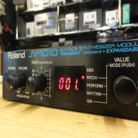 "<p>Half-rack sound module packed with JV series sounds.<br />895 presets - the whole JV2080 library plus 255 sounds from the 'Session' expansion board.<br /><br />Fabulous pianos, electric pianos and acoustic instruments as well as a great selection of synth sounds from Roland's amazing legacy of synths.</p><p><span style=""display:inline !important;float:none;background-color:#ffffff;color:#000000;font-family:Verdana,Geneva,sans-serif;font-size:12px;font-style:normal;font-variant:normal;font-weight:400;letter-spacing:normal;orphans:2;overflow-wrap:break-word;text-align:left;text-decoration:none;text-indent:0px;text-transform:none;-webkit-text-stroke-width:0px;white-space:normal;word-spacing:0px;"">Excellent condition, with manual and original power supply.</span><br /></p>"