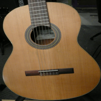 <p>Superb solid-top classical guitar at an affordable price.</p><p>Condition: various small dents in the table from flamenco playing, otherwise good.</p>