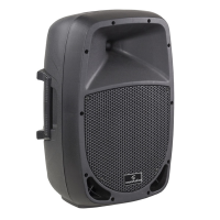 <p>Compact, lightweight 10'' two-way active speaker.</p><p>Suitable for a wide range of applications.&nbsp;</p><p>Input on XLR, Jack, Twin RCA or Aux In (stereo mini-jack)</p><p>Switchable signal level for Mic or line-level sources.</p><p></p>