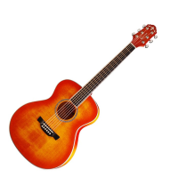 Grand Auditorium guitar in a fantastic orangeburst finish with a great action, a wonderful sound and a free padded gig bag.