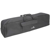 Heavy duty padded transit bag for drum hardware or other types of stands.