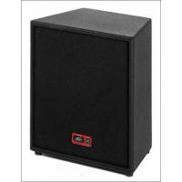 Compact poplar plywood cabs. 200w RMS 400w programme power.  RRP: £749