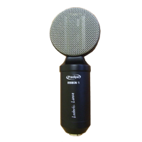 Excellent ribbon microphone with 'figure of eight' pattern. Sounds great on guitar amps, drum overheads, horns, strings and choirs.